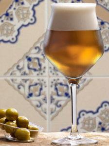 Copas de cerveza